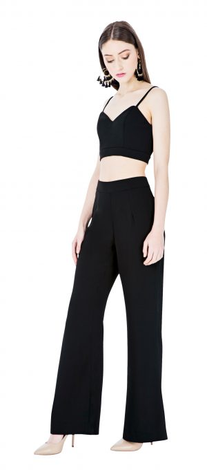 Zoe Set Pants Black